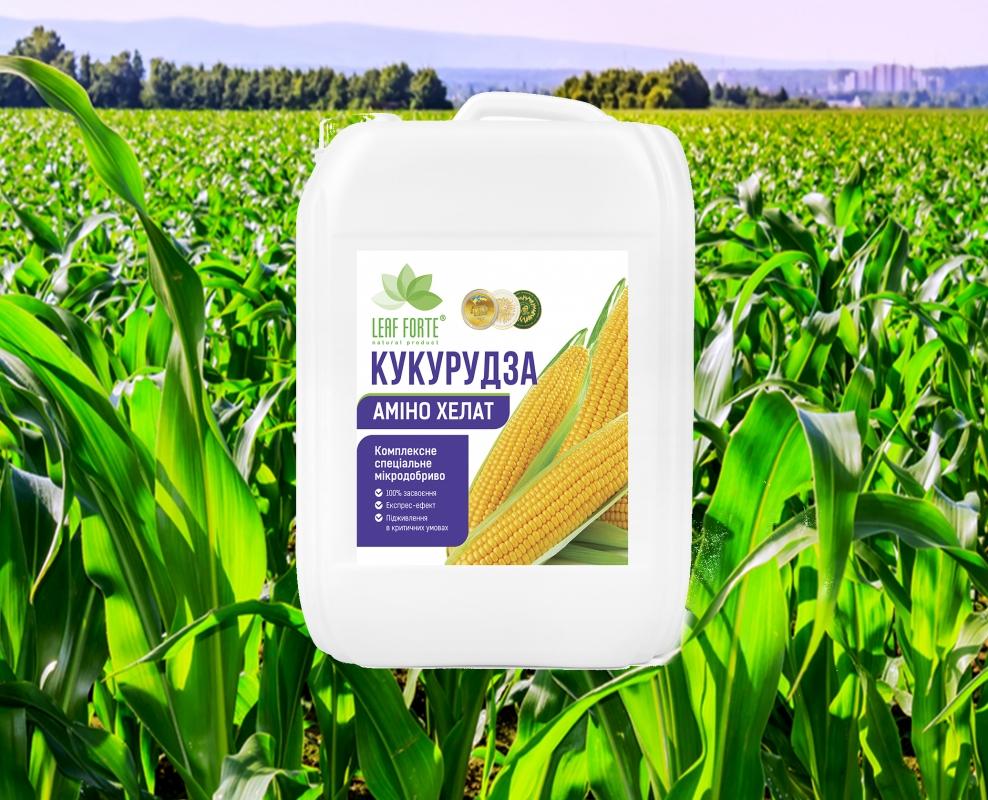 Мікродобриво LF-Кукурудза в Україні