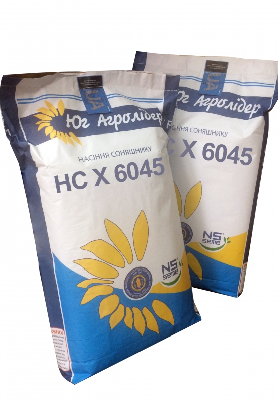 Подсолнечник НС Х 6045 упаковка посевная единица