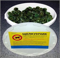 Родентицид Щелкунчик